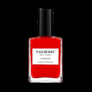 Naglalakk Cherry Cherié frá Nailberry á Íslandi Netverslun