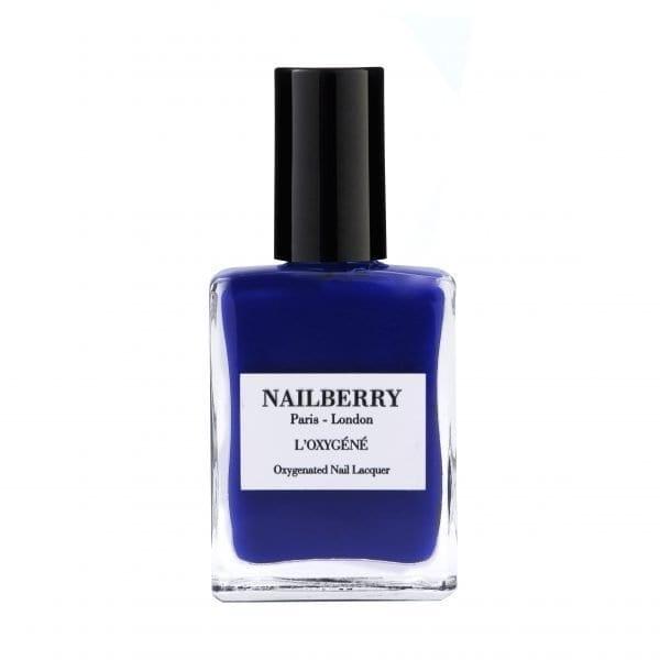 Maliblue Nailberry naglalakk er næring fyrir neglur & er VEGAN