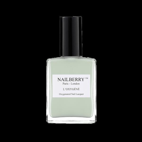 Nailberry Minty Fresh naglalakk Hentar fyrir allar neglur