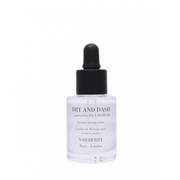 Nailberry olía á neglur & naglabönd inniheldur vítamín og Omega 3