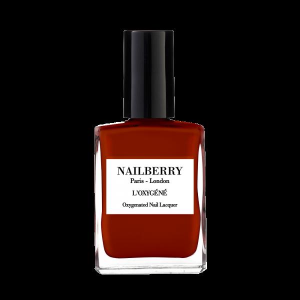 Nailberry Harmony naglalakk góð fyrir neglur Vegan Eiturefnalaus